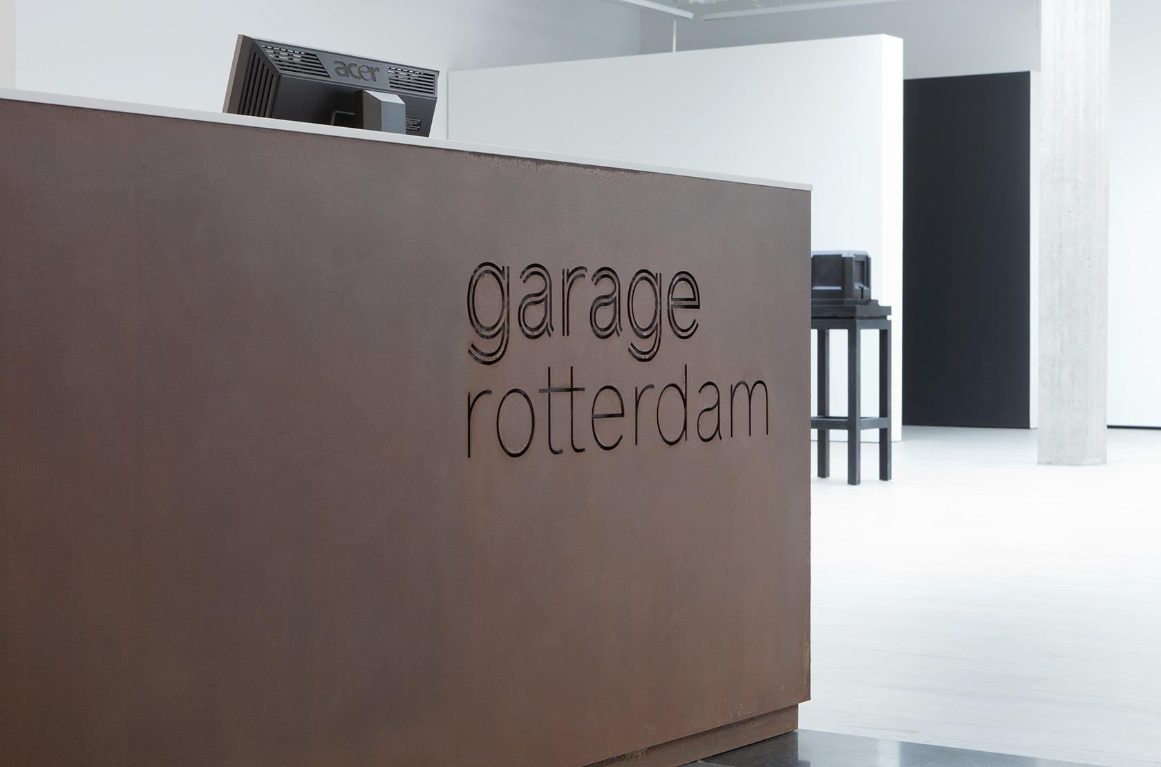 About Garage Rotterdam -